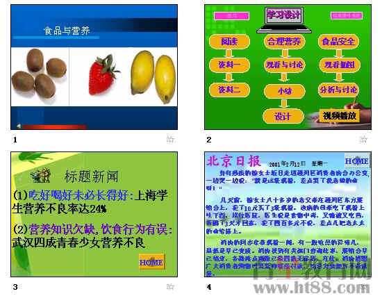 《食品与营养》ppt