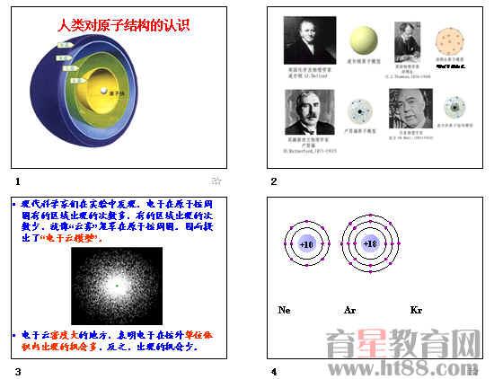 共17张,详细讲解原子结构与元素性质的关系