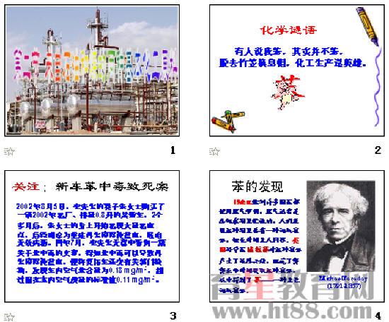 共28张,本课件详细讲解苯的发现,分子结构及其物理化学性质,讲练