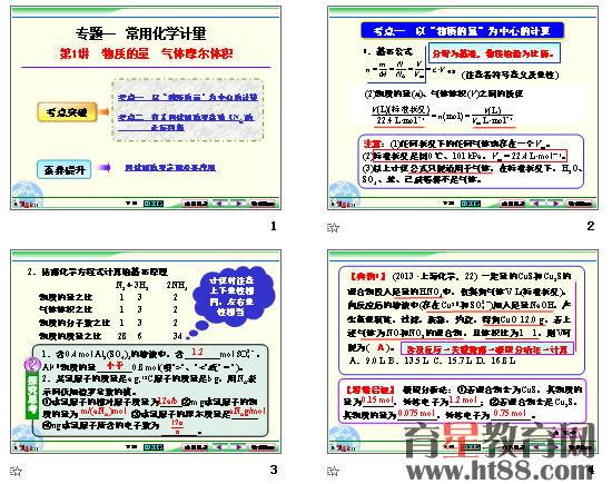 气体摩尔体积ppt_物质的量、气体摩尔体积ppt 人教课标版